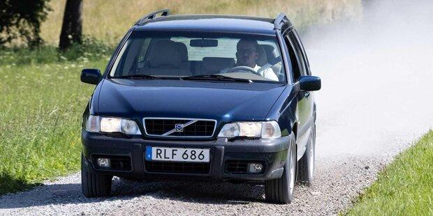 Volvo Cross Country drei Generationen im Fahrbericht