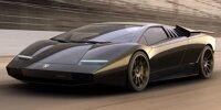 Lamborghini Countach: So cool könnte eine Neuauflage aussehen