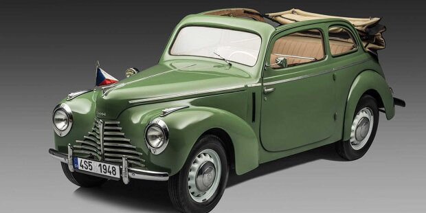 Skoda 1101 Tudor (1946)