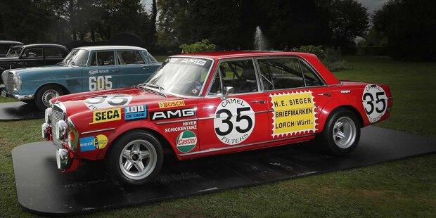"""Mercedes-AMG 300 SEL 6.8 (1971) """"Rote Sau"""""""