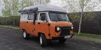UAZ bestätigt den Baikal und damit die Camper-Version des SGR