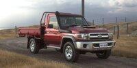 2021 Toyota Land Cruiser 70