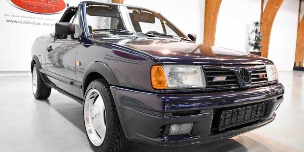 Treser VW Polo Targa / Cabriolet als Auktionsobjekt 2020