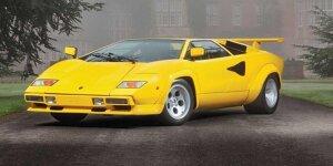 Lamborghini Countach (1971-1990)
