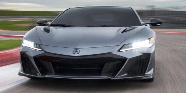Acura NSX Type S (2022)