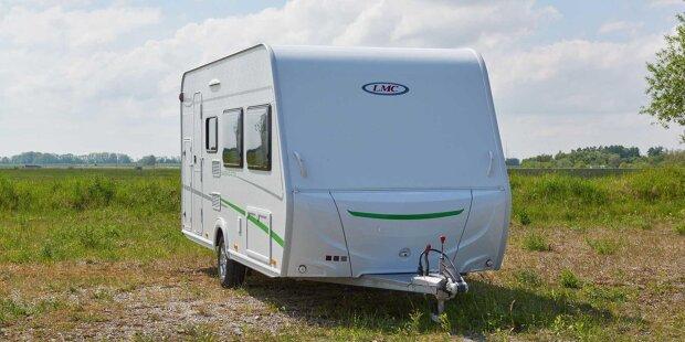 ADAC Wohnwagenvergleich 2021