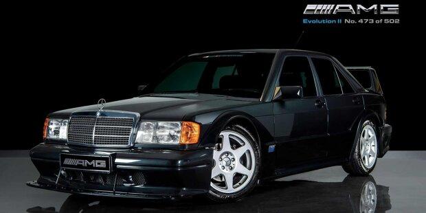 Mercedes 190E 2.5-16 Evolution II (1990) bei SpeedArt Auction