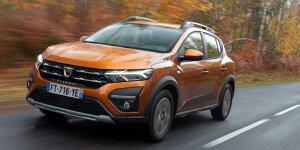 Verkaufsrekord für den Dacia Sandero