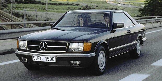 Mercedes SEC C 126 (1981-1991)