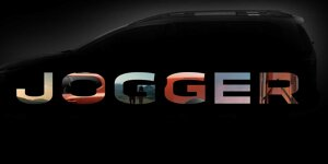 Dacia Jogger: Erster Teaser