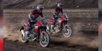 Honda CRF1100L Africa Twin und Africa Twin Adventure Sports (2022)