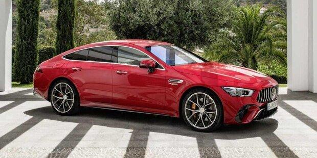 Mercedes-AMG GT 63 S E LEISTUNG