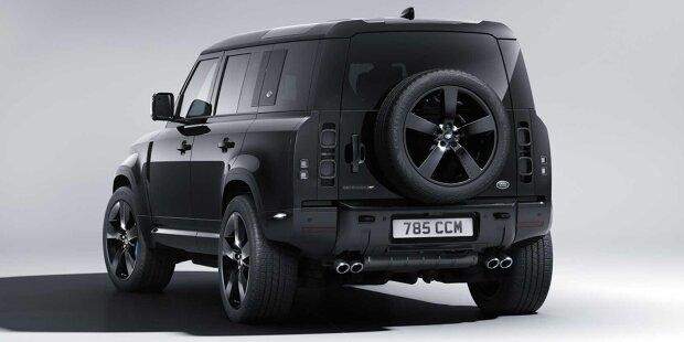 Land Rover Defender V8 Bond Edition (2021)
