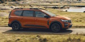 Dacia Jogger (2021): Alle Infos zum neuen Siebensitzer