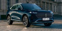 Wey Coffee 01: Großes SUV mit Plug-in-Hybrid-Antrieb kommt 2022