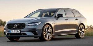 Volvo Recharge Modelle mit Plug-in-Hybridantrieb (2022)