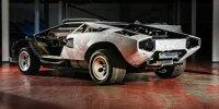 Dieser Lamborghini Countach ist günstig, braucht aber viel Liebe