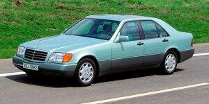 Mercedes S-Klasse (W 140, 1991-1998): Klassiker der Zukunft?