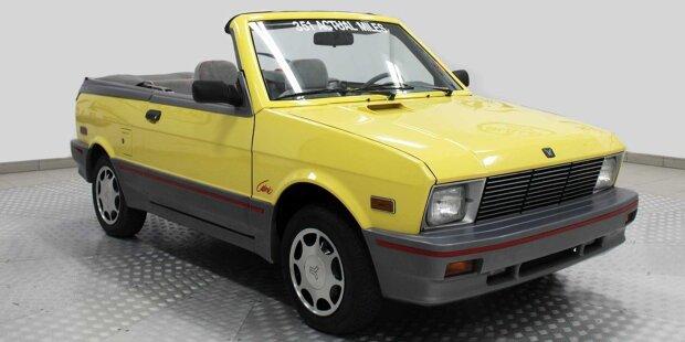 1990 Yugo GVC Motor Ansicht