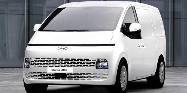 Hyundai Staria Load (2021)