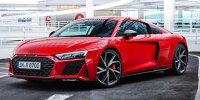 Audi R8 V10 Performance RWD: Neuer Hecktriebler mit 570 PS