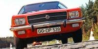 50 Jahre Opel Rekord D