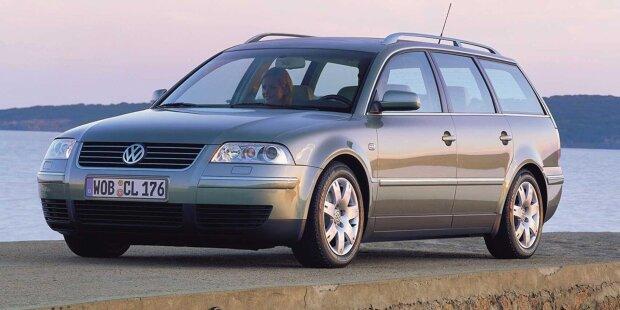 VW Passat B5 (1996-2005)