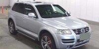 VW Touareg W12 zum Verkauf in den USA