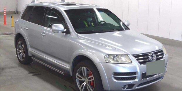 VW Touareg W12 zu verkaufen (Dokumente)