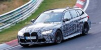 BMW M3 Touring (2022) testet, bis die Bremsscheiben glühen