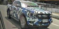 Neuer Ford Ranger (2022) im Maverick-Stil