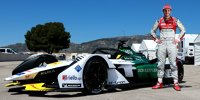 Audi und BWM testen neuen Formel-E-Boliden