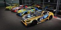 24h Nürburgring: Die Designs von Mercedes-AMG