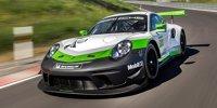 Präsentation des neuen Porsche 911 GT3 R