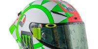 Mugello-Helmdesign von Valentino Rossi 2018