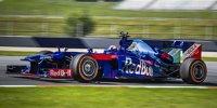 Formel-1-Test von Marc Marquez