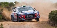 WRC: Rallye Sardinien 2018