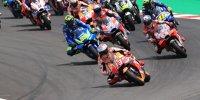 MotoGP in Barcelona