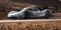 Volkswagen beim Pikes Peak International Hill Climb