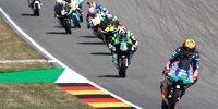 Moto3 auf dem Sachsenring
