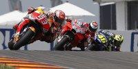 MotoGP auf dem Sachsenring