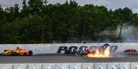 IndyCar 2018: Pocono