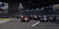 Formel-3-EM am Nürburgring 2018