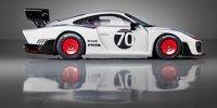 Präsentation: Porsche 935