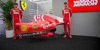 Ferrari: Spezial-Lackierung ab Suzuka