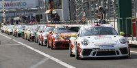 Porsche-Supercup 2018 in Mexiko-Stadt