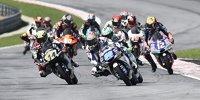 Moto3 in Sepang