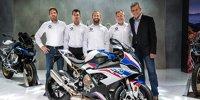 BMW zeigt die neue S1000RR für 2019