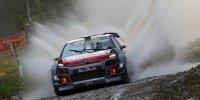 WRC Rallye Australien 2018