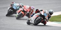 Moto2 in Valencia